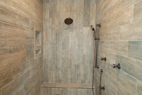 Stylish Shower Solutions